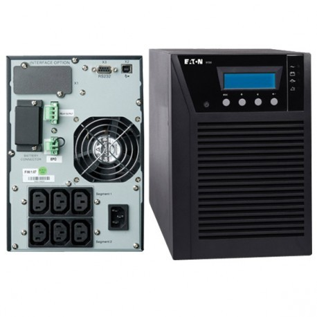 Eaton Powerware 9130 Technologie Double converstion ON-LINE