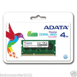 BARRETTE MEMOIRE DDR3L-1600 4G SODIMM
