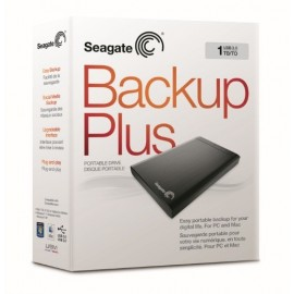 Seagate Backup Plus 1TB