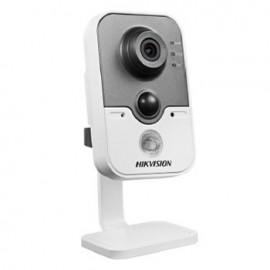 Hikvision Caméra Cube IP HD IR10m 1.3MP DS-2CD2412F-I