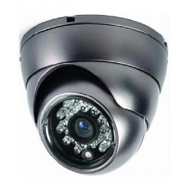 EBM Caméra dôme infrarouge anti vandal 24 Leds EN-DVI20-38