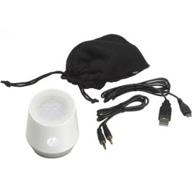 hp S4000 White Portable Speaker
