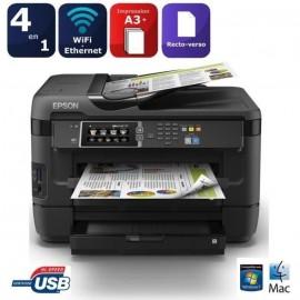 imprimante WorkForce WF-7610DWF Multifonction 4 en 1