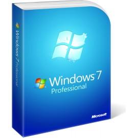WINDOWS 7 PROFESSIONNEL 64 BITS DSP DVD