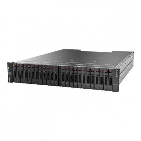 Lenovo Storage ThinkSystem DS4200 SFF FC/iSCSI Dual Controller Unit