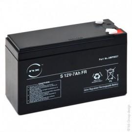 Batterie plomb pour NX S 12V-7Ah FR