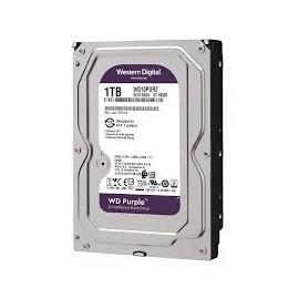 WD Purple 1TB Hard Drive - 5400 RPM 3.5