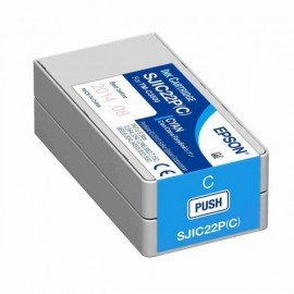 Ink cartridge for ColorWorks C3500 (Cyan)