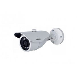 4M Full HD In/Outdoor PoE Bullet Camera/IP66 35M