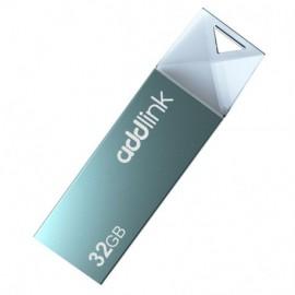32GB USB Flash Drive (Aqua)