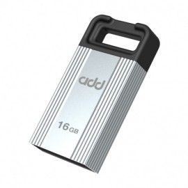 16GB USB Flash Drive (Silver)