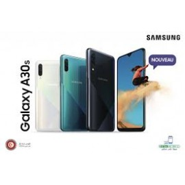 Smartphone SAMSUNG Galaxy A30S White Black Green