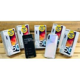 Smartphone SAMSUNG Galaxy A50 White Black Blue