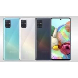 Smartphone SAMSUNG Galaxy A51 Pink, Black, White