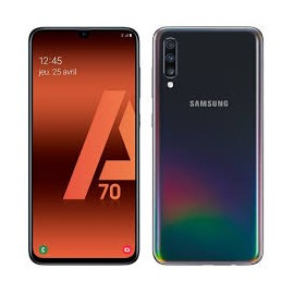 Smartphone SAMSUNG Galaxy A70 White, Black, Orange