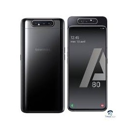 Smartphone SAMSUNG Galaxy A80 Silver Black, Blue, Silver