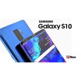 Smartphone SAMSUNG Galaxy S10 Black, White, Blue