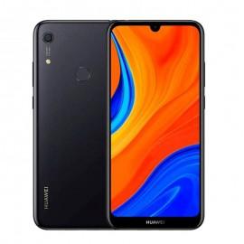 Smartphone HUAWEI Y6s Midnight Black, Aurora Blue