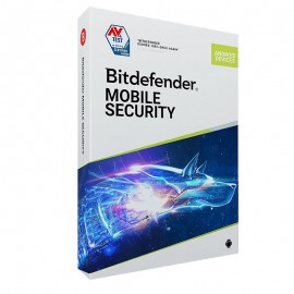AntiVirus BITDEFENDER Mobile Security 1 poste