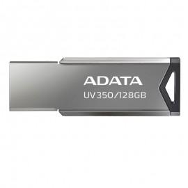 CLÉ USB ADATA AUV350 128GO - SILVER