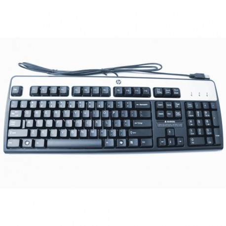 HP Clavier standard USB AZERTY