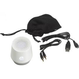 hp S4000 White Portable Speaker